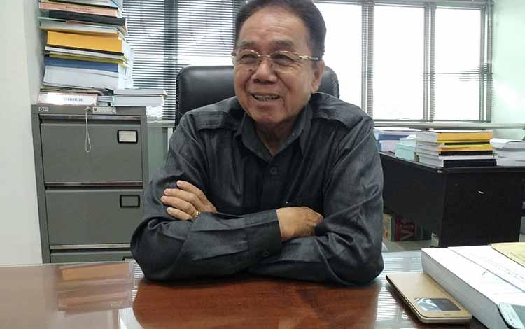 Anggota Komisi C DPRD Kalimantan Tengah Duwel Rawing.