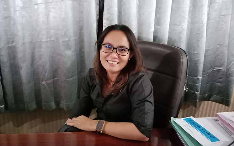 Anggota Komisi I DPRD Kotawaringin Timur, Sinar Kamala