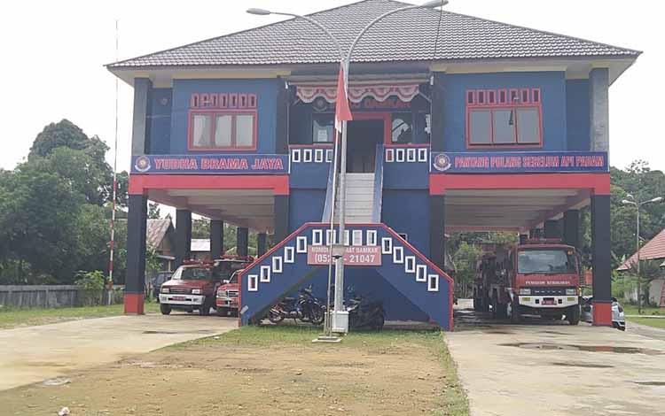 Kantor Damkar Barito Selatan