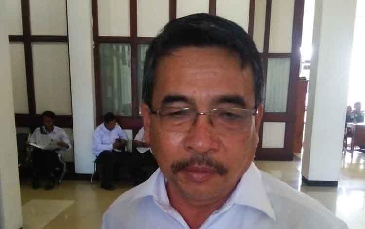Kepala Dinas Pemuda Olahraga Pariwisata dan Budaya Kabupaten Seruyan Turjansyah.