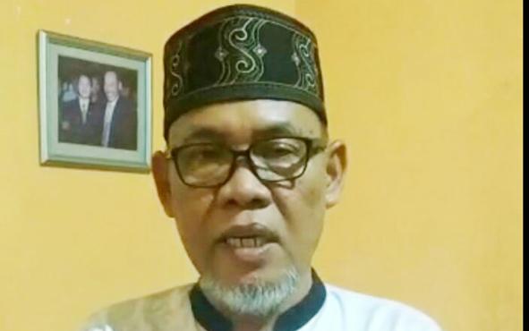 Ketua Forum Kerukunan Umat Beragama Kabupaten Seruyan Argiansyah.