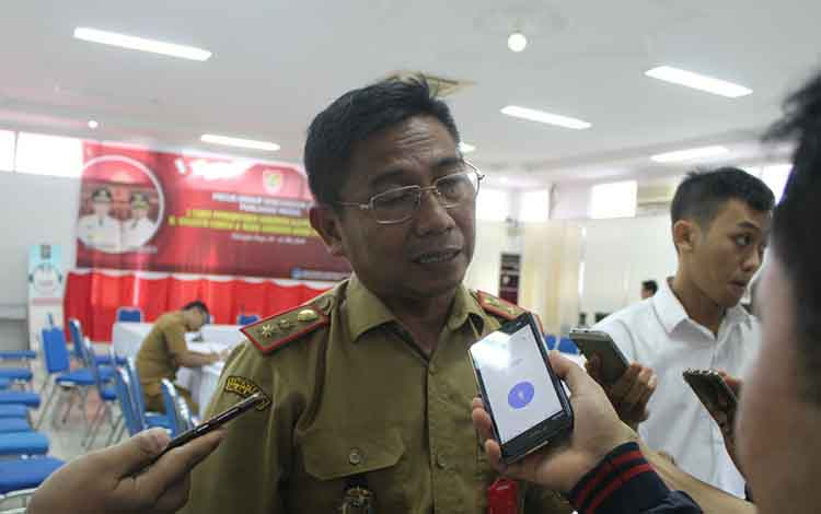 Kepala Dinas Pendidikan Kalimantan Tengah, Slamet Winaryo