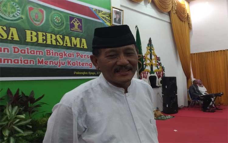 Kepala Kejaksaan Tinggi Kalimantan Tengah Adi Susanto