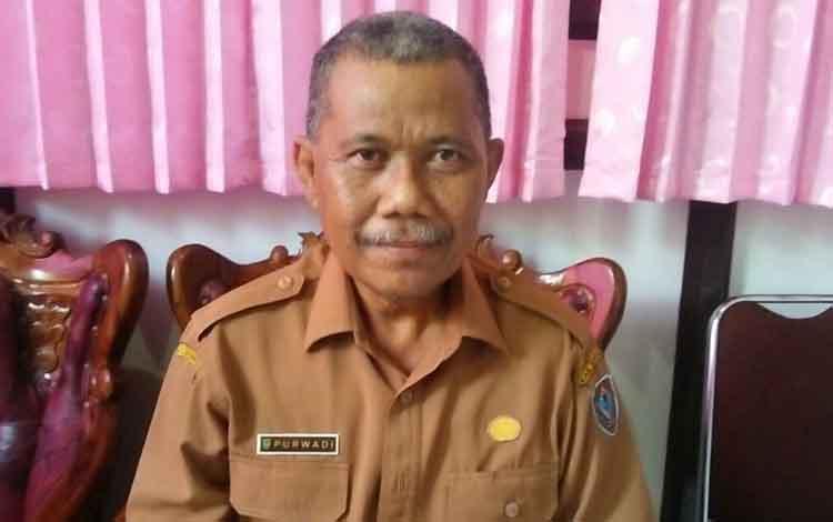 Kepala Dinas Pemberdayaan Perempuan Perlindungan Anak Pengendalian Penduduk dan Keluarga Berencana Kabupaten Seruyan, Purwadi