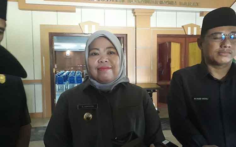 Bupati Kobar Akan Gelar Sidak ke Sejumlah SKPD Pasca Libur Lebaran