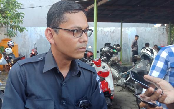 Salim Basaib, Kepala Divisi Penindakan Pelanggaran Bawaslu Kotawaringin Timur.
