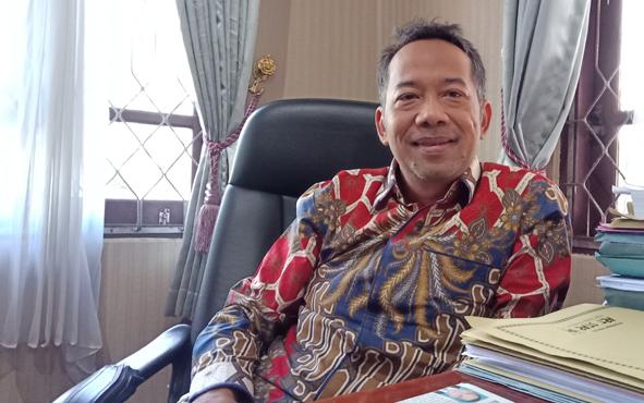 Ketua Komisi I DPRD Kotawaringin Timur Handoyo J Wibowo.