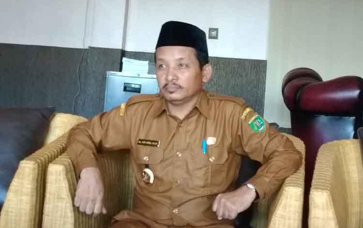 Wakil Bupati Bartim Habib Said Abdul Saleh.