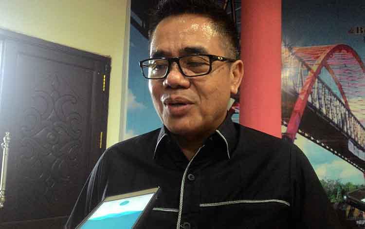 Sekretaris Komisi B DPRD Kota Palangka Raya Alfian Batnakanti.