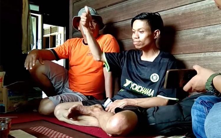 Indra Wijaya Arta Kesuma (30), korban hilang di Gunung Muro