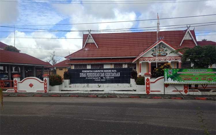 Kantor Dinas Pendidikan dan Kebuadayaan Kabupaten Murung Raya