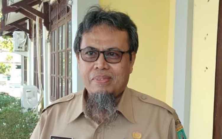 Kepala BKPSDM Barsel, Rahmin Hanan