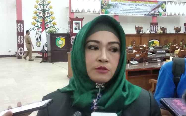 Wakil Wali Kota Palangka Raya, Umi Mastikah