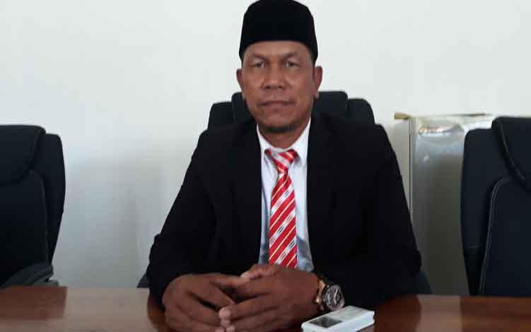Anggota DPRD Kapuas Lawin