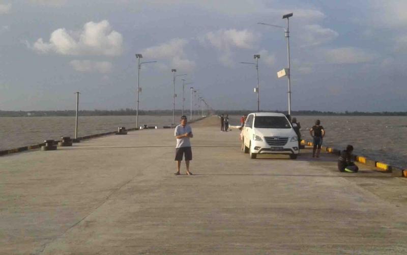 Pelabuhan Segintung, Seruyan.