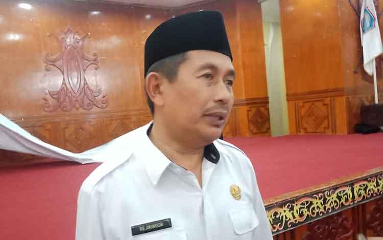 Ketua BNK Murung Raya, Rejekinoor