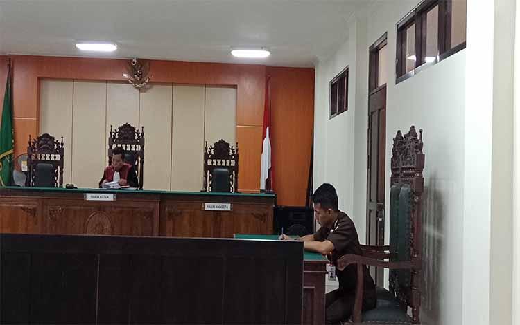 Praperadilan Basuki Purwadono kepada Kejaksaan Negeri Kotawaringin Timur