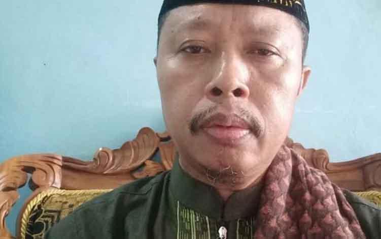 Kasi Penyelenggaraan Haji dan Umroh Kemenag Barsel, Zaidin