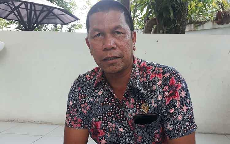 Ketua Komisi IV DPRD Kapuas Lawin