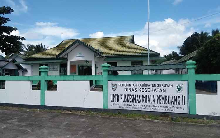 UPTD Puskesmas Kuala Pembuang II