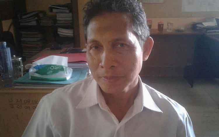Pengawas SMA/SMK Dinas Pendidikan Seruyan, Sarkapi.