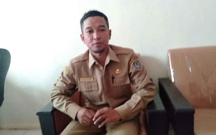 Kepala DPMPTSP Seruyan Agung Setiawan
