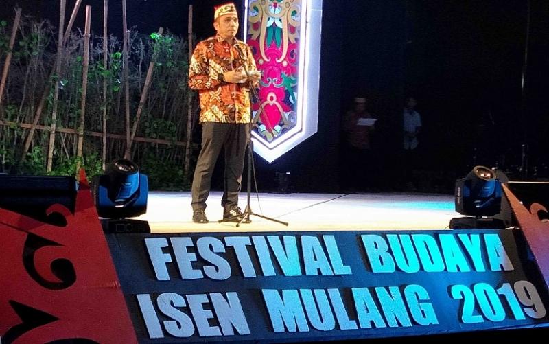 Asisten Deputi Pengembangan Destinasi Wilayah Regional II Kalimantan Kementerian Pariwisata RI, Reza Fahlevi.
