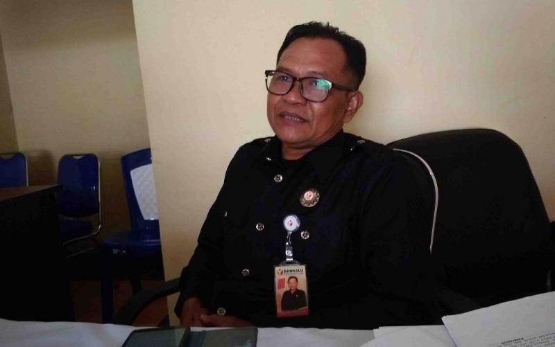 Komisioner Bawaslu Barito Timur, Dwi Dharma Putra.
