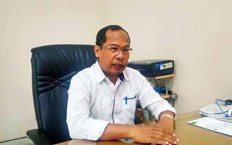 Kepala Dinas Kesehatan Kalimantan Tengah, Suyuti Syamsul