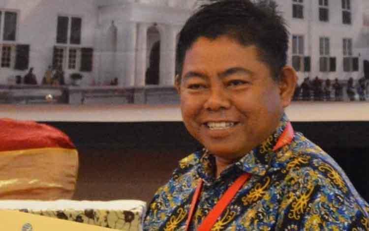 Kepala Dinas Kominfo Murung Raya, Bimo Santoso
