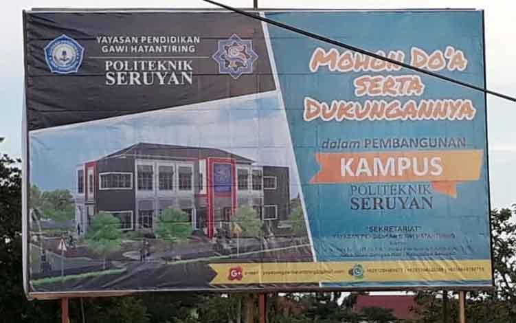 Yayasan Pendidikan Gawi Hatantiring Politeknik Seruyan