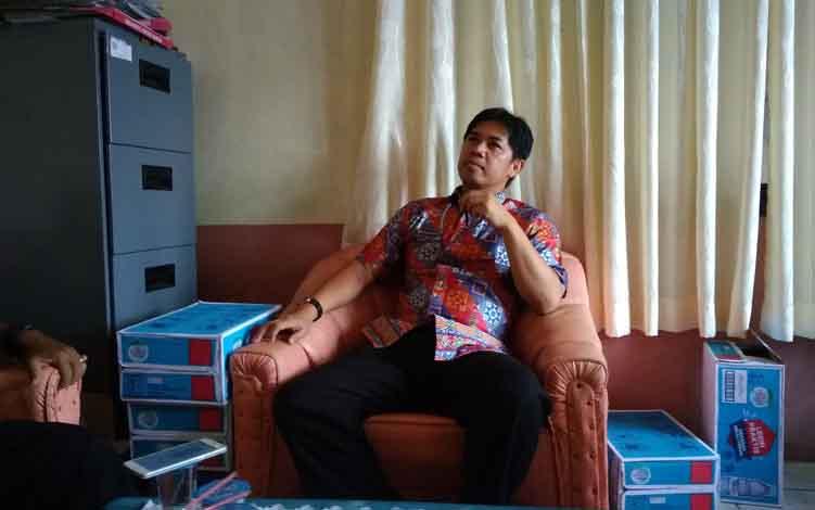 Plt Kepala BKPSDM Bartim Jhon Wahyudi