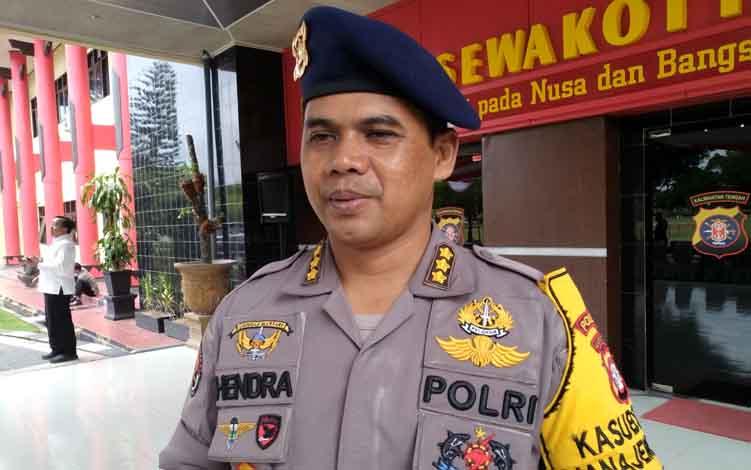 Kabid Humas Polda Kalimantan Tengah Kombes Hendra Rochmawan