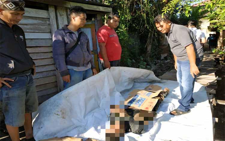 Pelaku penyerang pendeta ditemukan sudah meninggal tenggelam