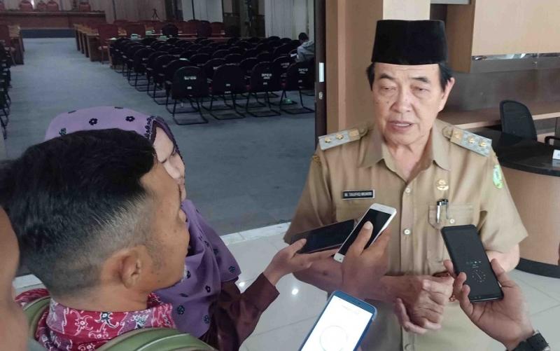 Wakil Bupati Kotawaringin Timur, Taufiq Mukri.
