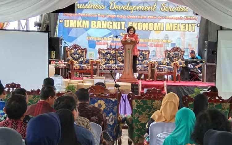 Wakil Bupati Barito Selatan Apresiasi Program Business ...