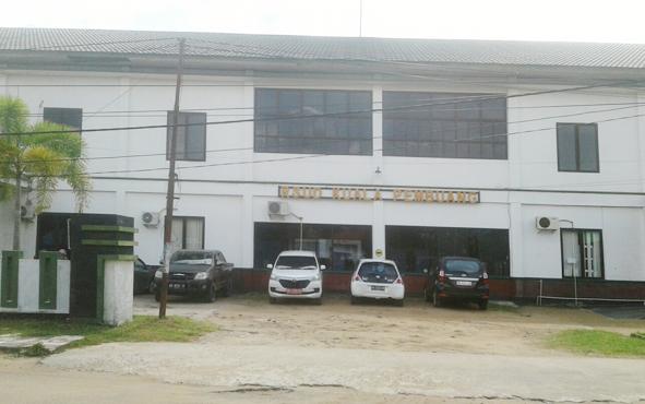 RSUD Kuala Pembuang.