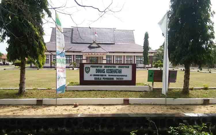 Dinas Kesehatan Kabupaten Seruyan.