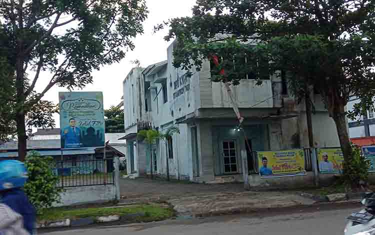 Gedung KNPI Kabupaten Kotim.