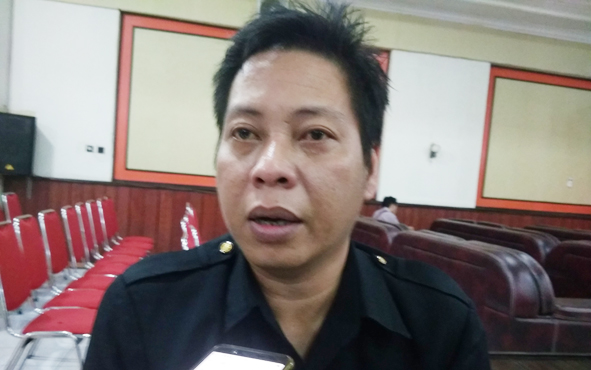 Ketua DPRD Bartim Broelalano.