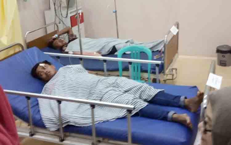 12 Korban Kecelakaan Bus Dirawat Di Rs Sultan Imanuddin 1 Pasien Bakal Dirujuk Ke Jawa
