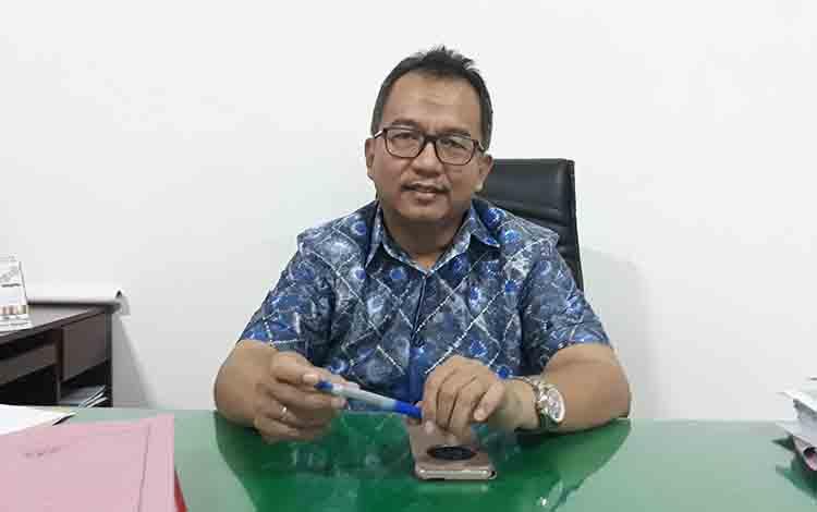 Kepala Dinas Pendidikan dan Kebudayaan Kabupaten Kotawaringin Barat M Rosihan Pribadi.