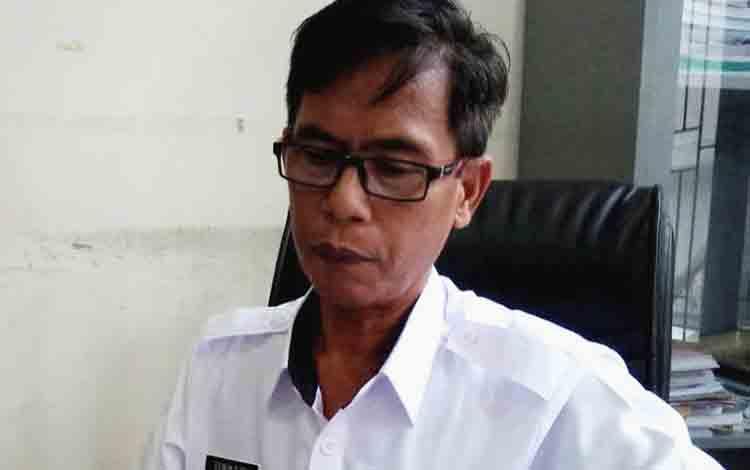 Plt Sekwan DPRD Barito Utara Edwin Tuah .