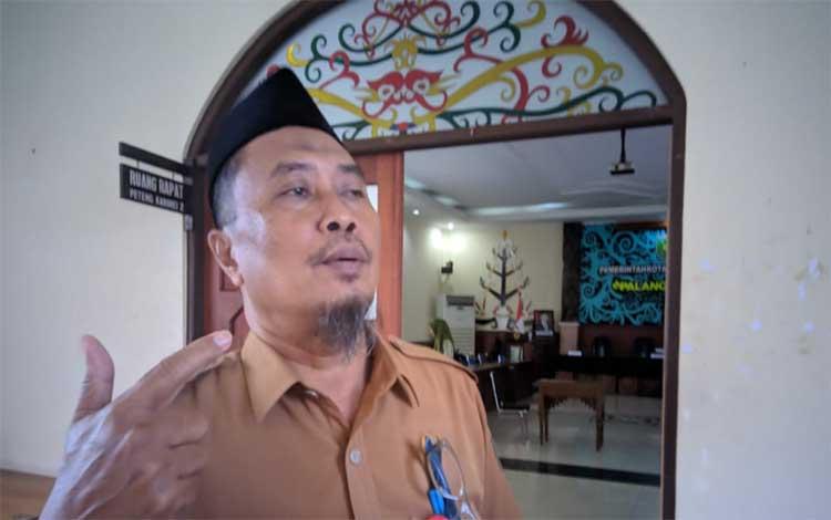 Plt Kepala BPBD Kota Palangka Raya, Supriyanto