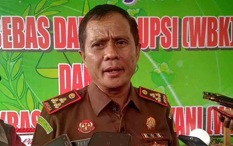 Kepala Kejaksaan Negeri Palangka Raya, Zet T. Allo