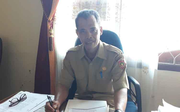 Kabag Persidangan Risalah dan Perundang - Undangan DPRD Kotawaringin Barat, Seninman