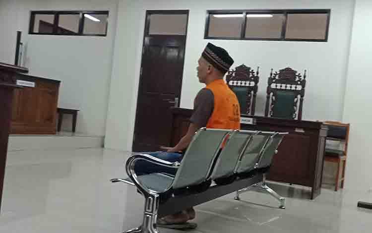 SMK menjalani sidang di Pengadilan Negeri Sampit