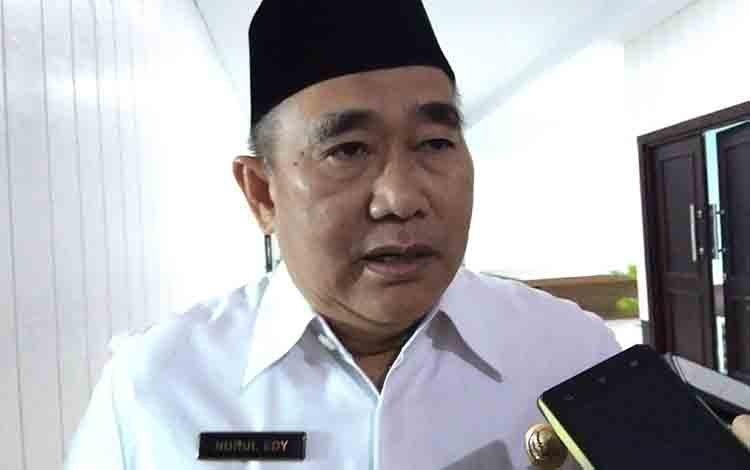 Asisten II Setda Kalteng Nurul Edy