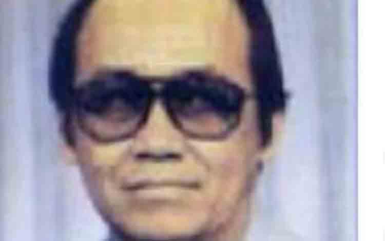 Mantan Gubernur Kalteng Gatot Amrih.