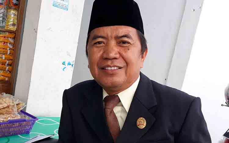 Anggota DPRD Kapuas, Abdurrahman Amur.